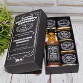 Подарочный набор с виски Джек дениелс Jack Daniels