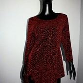 Качество! Стильная и нарядная блуза от Roman, в новом состоянии