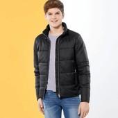Германия! Демисезонная стеганая куртка на мальчика 134см рост,8-9 лет