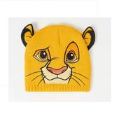 Яскрава тепла шапка Король Лев від George на 1-3 роки