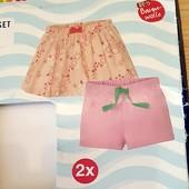 Набор: шорти плюс юбочка, розмір 98_104, бренд lupilu Геpманія