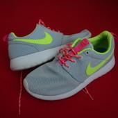 Кроссовки Nike Roshe Run Silver оригинал 38 размер