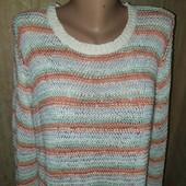 Продам молодежный свитерок. Пог 58,5++см. Отличное сост. Смотрите замеры.