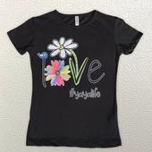 шикарные женские футболки р.S,M,L,ХЛ качество супер,Турция (новые).