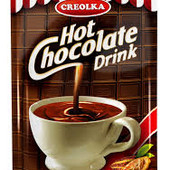 Польша.Горячий шоколадный напиток 150 грамм.Creolka