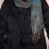 Куртка Деми-еврозима 48-50р+шикарный шарф бонус