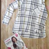 Легкая блуза 146 см Интертек Польша