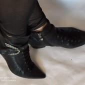 Ботиночки полностью кожа
