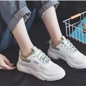 Стильні кросівки 37-40 розміри