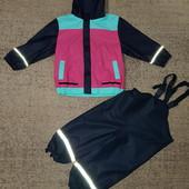 Дождевик - куртка и комбинезон TCM Tchibo