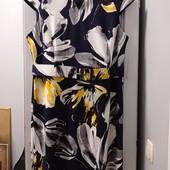 Новое, фирменное, стретч, очень красивое платье из Америки. Р-р 12. (46-48)
