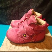 Легкие текстильные деми ботинки VRS, разм. 20 (13 см внутри).
