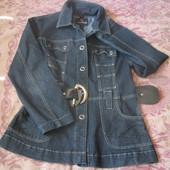 джинсовая куртка раз50