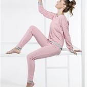 стильная пижама, двунить, для девочек подростков, Eskimo. Бельгия