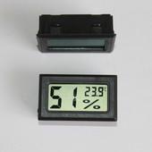 Термометр-Гигрометр электронный FY-11 (с датчиком влажности)