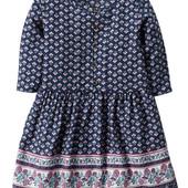 Платье Carter's 6 лет нов