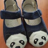 Тапочки панды берегиня 16 см