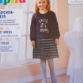 Суперськие платья с начесикос, размер 110_116, бренд lupilu Геpмания