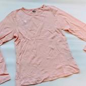Хлопковый ,нежный регланчик с вышивкой Hip Hopps ( Германия) Размер 134/140