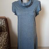 Гарне трикотажне плаття в ідеальному стані, 10% знижка на УП