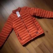 Демисезонная куртка для мальчика 7-8 лет (122-128 см)