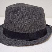 Стильная шляпа C&A на объём 60см Германия
