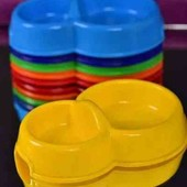 Посуд подвійні для тваринок