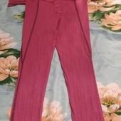 мягкий и уютный трикотажный домашний костюм-пижама Topshop, размер 38 (6,10)