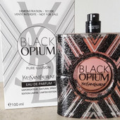 Тестер YSL black opium pure Illusion парфумована вода 90 ml
