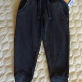 Спортивные штаны, джоггеры тёплые Lupilu Германия , размер 86/92 см
