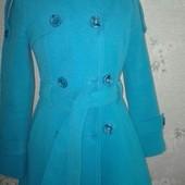 пальто деми красивого цвета