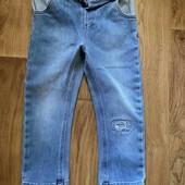 Фирменные детские джинсы Zeyland (на возраст - 3 года)