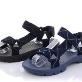 Детские подростковые сандалии реплика Skechers р.39-40