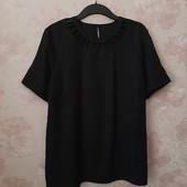 Красивая чёрная блуза ! УП скидка 10%