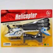 Вертолет-Запускач на листе