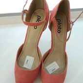 Новые туфли. Размер 41