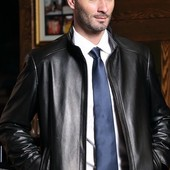 Кожанки куртка кожаная курточка натуральная 52,54,56 замеры есть !