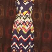 Платье с поясом сток