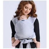 Трикотажный шарф-слинг.Удобно мамам-комфортно малышу.