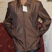 акция!!! куртки демисезонные, плащевка, распродажа наличия, 46,48/50 размеры, до 53 см в груди