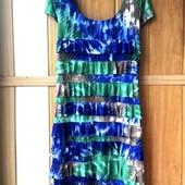 Качество! Красивое платье с оборочками от бренда Roman original