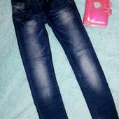 Шикарнейшие джинсы в новом состоянии!27 размер