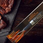 Отлично на подарок! 2 в 1 термометр и вилка для мяса BBQ Нидерланды