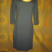 Черное платье в идеальном состоянии р.L