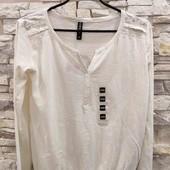 Takko Fashion реглан , блуза с ажурными вставками XXS