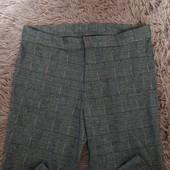 ГГ66.Классные женские брюки клеточка