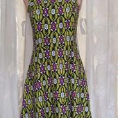 Платье лен +вискоза