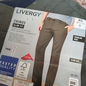 ГГ71.чудові chino брюки Livergy