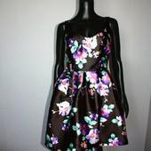 Качество! Красивое платье/интересная спинка от Lucy Wang в новом состоянии