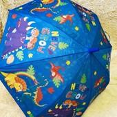 Зонтики с динозавриками. Один на выбор!